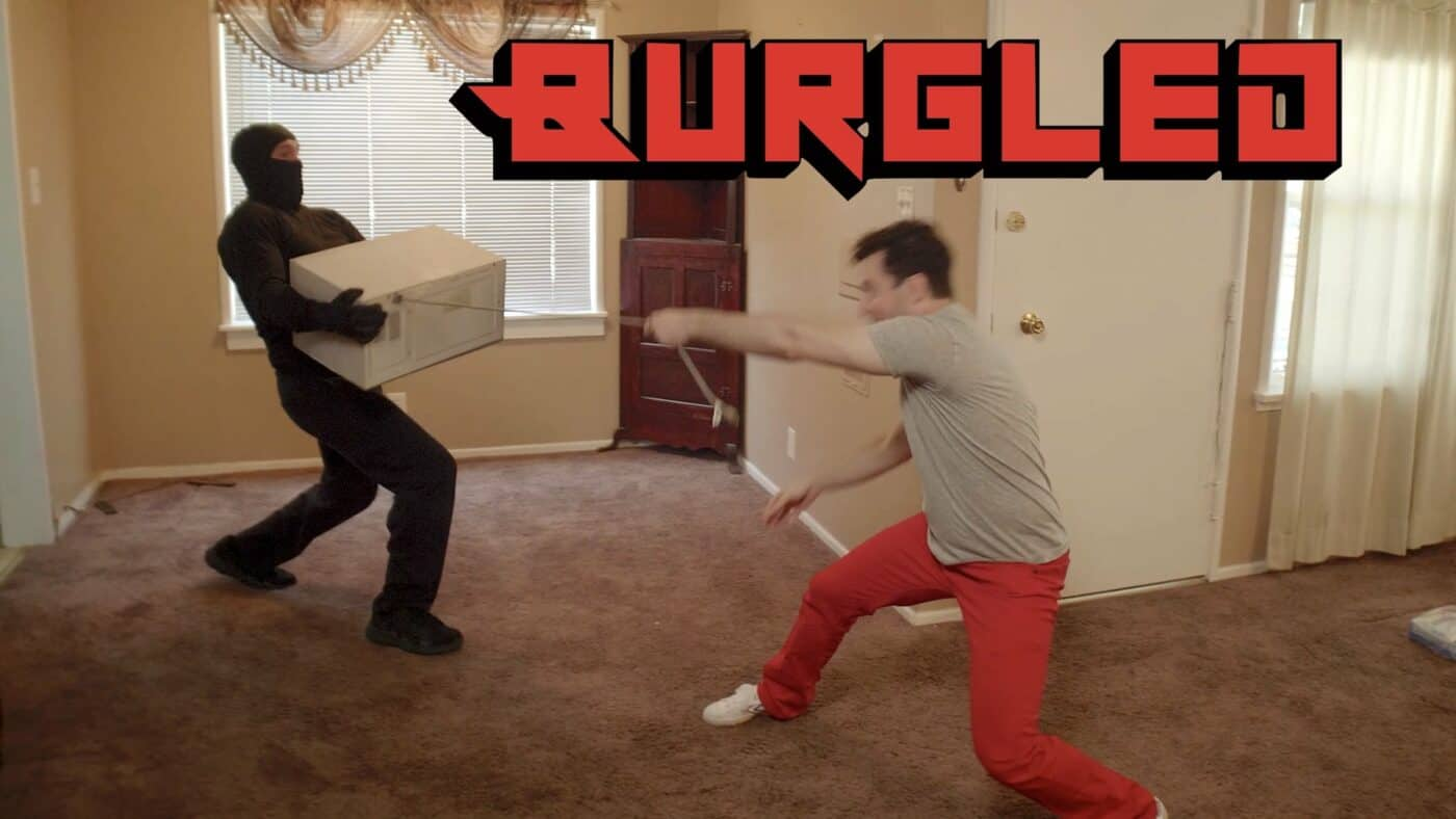 Burgled, A Kung Fu Comedy by Gedaly Guberek